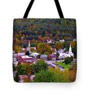 South Royalton Vermont Tote Bag