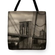 South Street Seaport Tote Bag