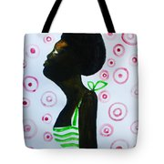 South Sudanese Lady Tote Bag