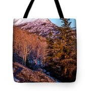 South Suicide Sunset Tote Bag