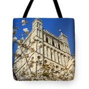 South Tower Exeter Cathedral Tote Bag