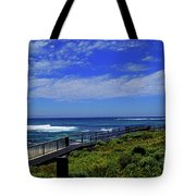 South West Coastline Tote Bag