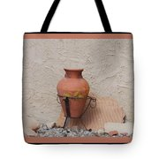 South West Potery Tote Bag