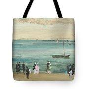 Southend Pier Tote Bag