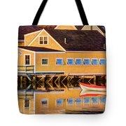 Southend Yacht Club Tote Bag