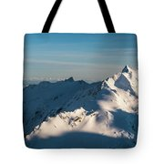 Southern Alps Tote Bag