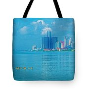 Southern Border Crossers Tote Bag