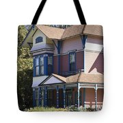 Southern California Painted Lady Tote Bag