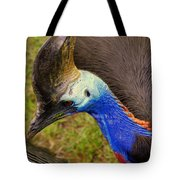 Southern Cassowary Tote Bag