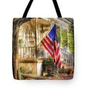 Southern Charm Tote Bag by Benanne Stiens