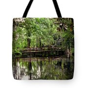 Plantation Living Tote Bag