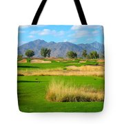 Southern Dunes Golf Club - Hole #14 Tote Bag