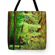 Southern Forest Tote Bag
