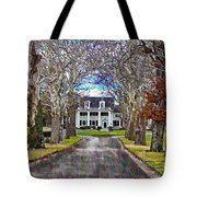 Southern Gothic Tote Bag