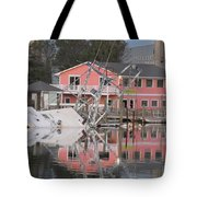 Southern Lady At Rest  Tote Bag