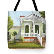 Southern Louisiana Charm Tote Bag
