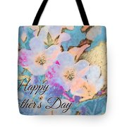 Southern Missouri Wildflowers -1 Mother's Day Card Tote Bag