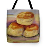 Southern Morning Fare Tote Bag