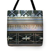 Southern Railway Building Tote Bag