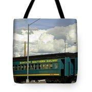 Southern Railway Tote Bag