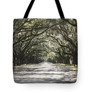 Southern Road Tote Bag