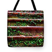 Southern Ivy Steps Tote Bag