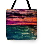 'southern Sunset' Tote Bag
