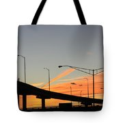 Southern Sunsets Tote Bag