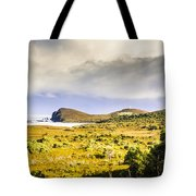 Southern Tip Of Bruny Island Tote Bag