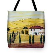 Southern Tuscany Tote Bag