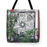 Southern Windows Tote Bag