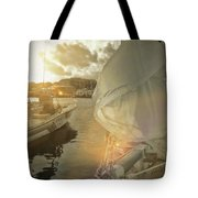 Southern Winds Tote Bag