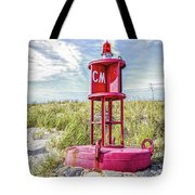 Southernmost Point Buoy- Cape May Nj Tote Bag