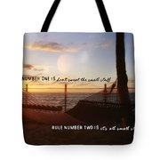 Southernmost Quote Tote Bag