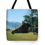 Southfork Barn Tote Bag