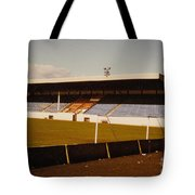 Southport Fc - Haig Avenue - Main Stand 2 - 1970s Tote Bag