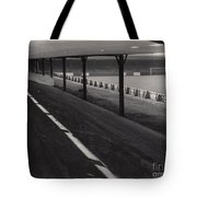 Southport Fc - Haig Avenue - Scarisbrick End 1 - Bw - Early 60s Tote Bag
