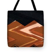 Southwest Abstract Tote Bag