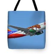 Southwest Boeing 737-7h4 N943wn California One Phoenix Sky Harbor October 16 2017 Tote Bag