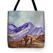 Southwest Landscape IIi Tote Bag