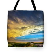 Southwest Nebraska Chase Day 046 Tote Bag