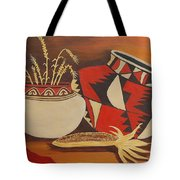 Southwest Pottery Tote Bag