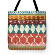 Southwestern 1- Art By Linda Woods Tote Bag
