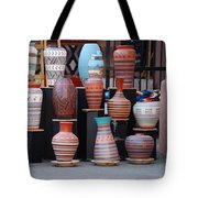 Southwestern Potery Tote Bag