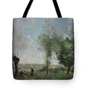 Souvenir Of Coubron Tote Bag