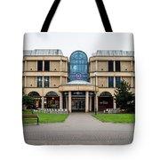 Sovereign Shopping Centre - Entrance From The Garden Tote Bag