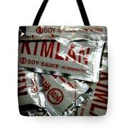 Soy Sauce Tote Bag