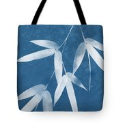 Spa Bamboo 1-art By Linda Woods Tote Bag