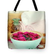 Spa Composition Tote Bag
