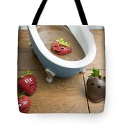 Spa Day Tote Bag
